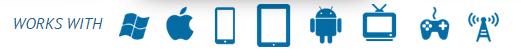 IronSocket Full Scale Compatibility