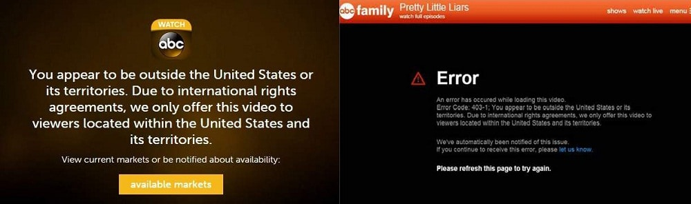 How to Watch ABC Family Outside US - VPN Analysis
