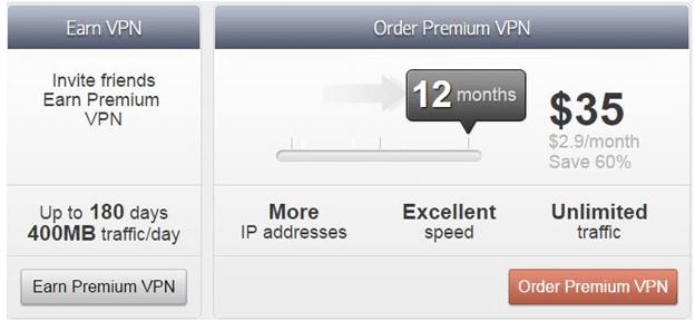 Kepard VPN
