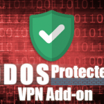 ddos protected vpn add on