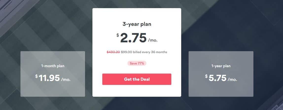 Nord VPN Price