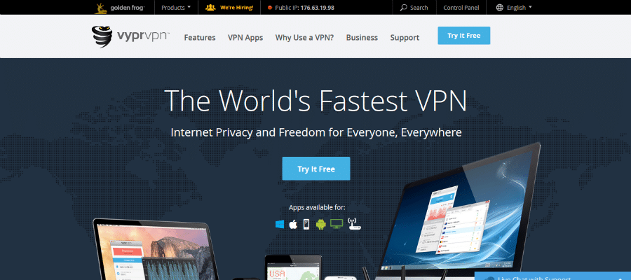 vypr vpn for mac