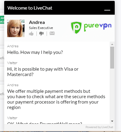 PureVPN Pricing Plan