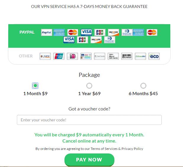 Free vpn asia server