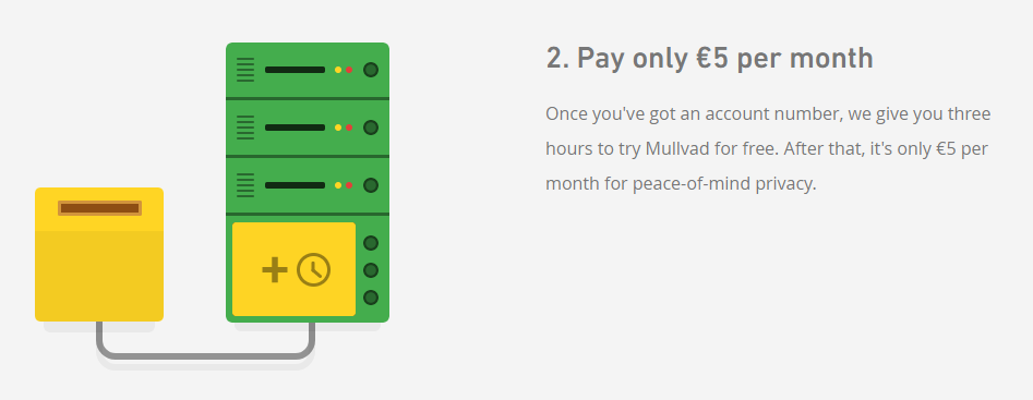 Mullvad VPN Price