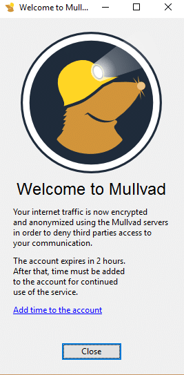 How to install Mullvad VPN