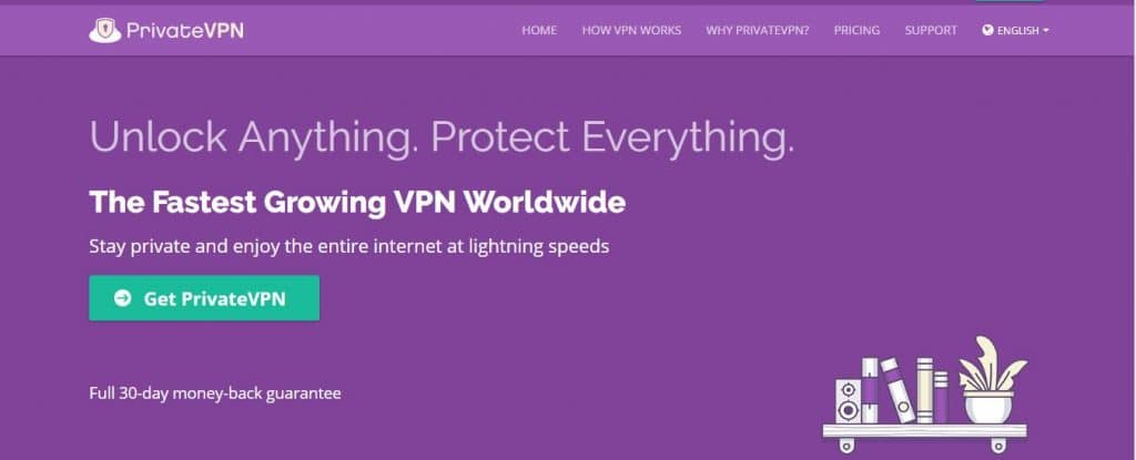 privatevpn torrenting