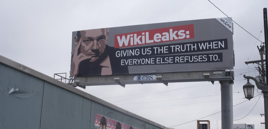 Julian Assange Legal Fight